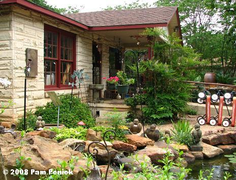 Superb JPG · Main Store At Hill Country Water Gardens.