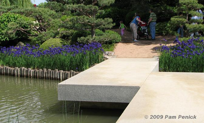 JPG · Japanese Garden Zigzag Bridge.