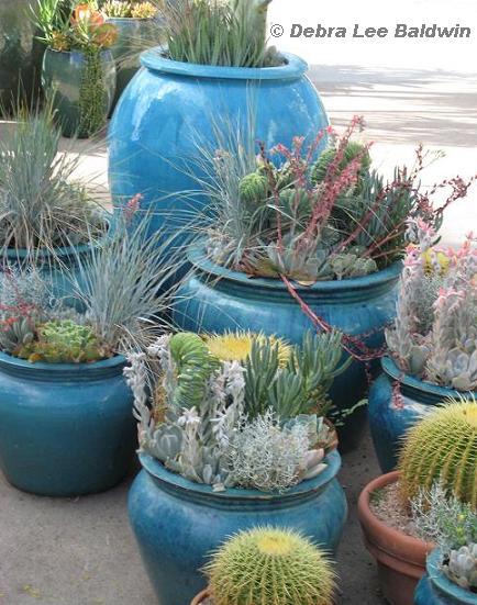 Charming Containers Provide Good Drainage, Elevate Small Plants And Make Focal  Points Out Of Larger Ones, And Can Be Moved Indoors Where Winter Freezes  Threaten.