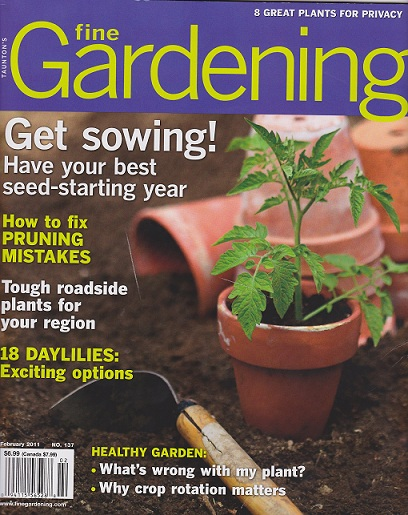 My picks for tough roadside conditions in Fine Gardening