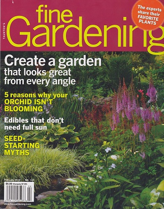 Reduce Your Lawn My Design Tips Appear In Fine Gardening