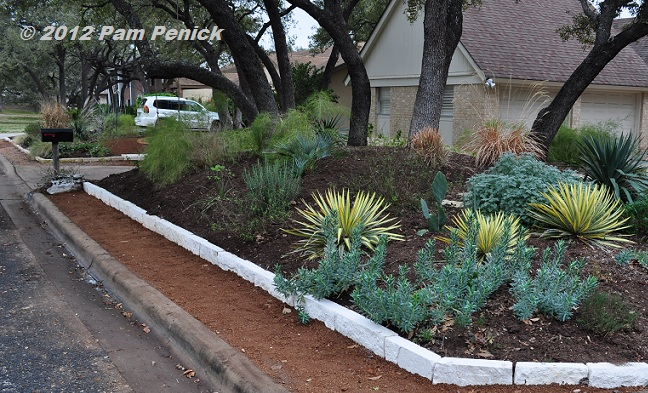 how to create large garden bed