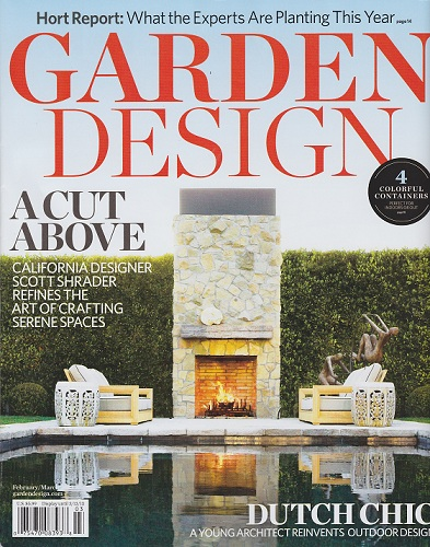 Look For My Small-Plants Story In Garden Design Magazine