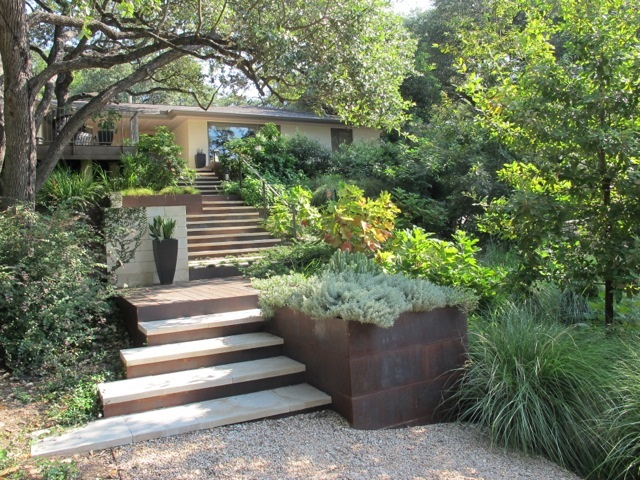 Garden Design Austin like the levels color in plantings david wilson garden design austin texas Meet Austin Designer Mark Word