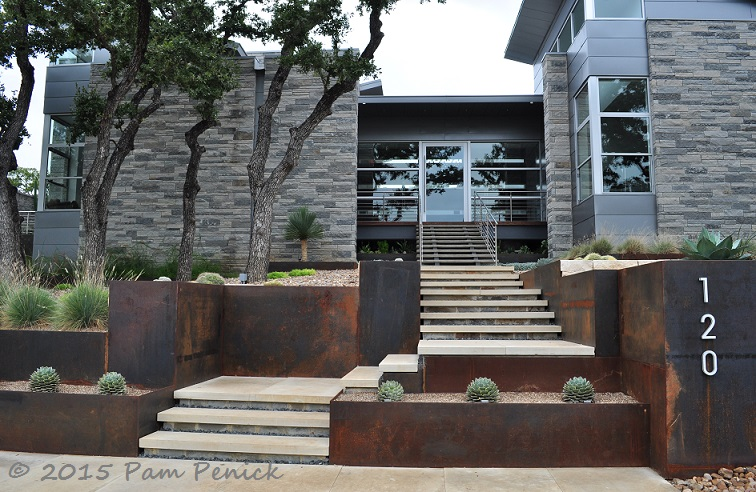Modern Gravel Garden Sips Water Amps Up Architecture