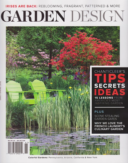 The Spaces Between In Garden Design Magazine | Diggingdigging