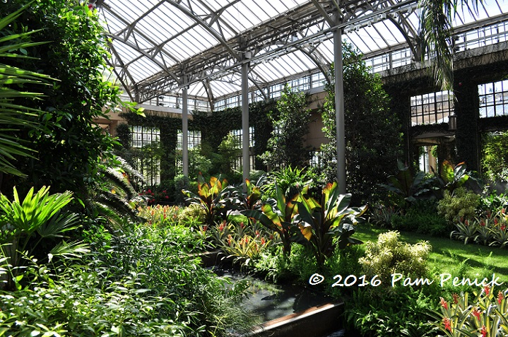 Jaw Droppingly Vast, The Conservatory Was Constructed In 1919 By Longwood  Founder Pierre S. Du Pont (Longwood Was His Summer Home) And Been Expanded  Over ...