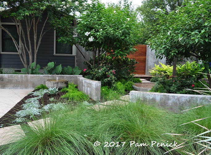 Modern, easy-care garden of Austin designer B. Jane | Digging