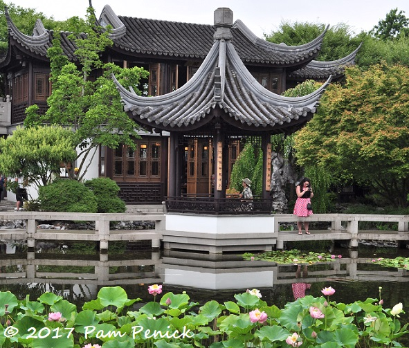 Lan Su Chinese Garden A Downtown Portland Oasis