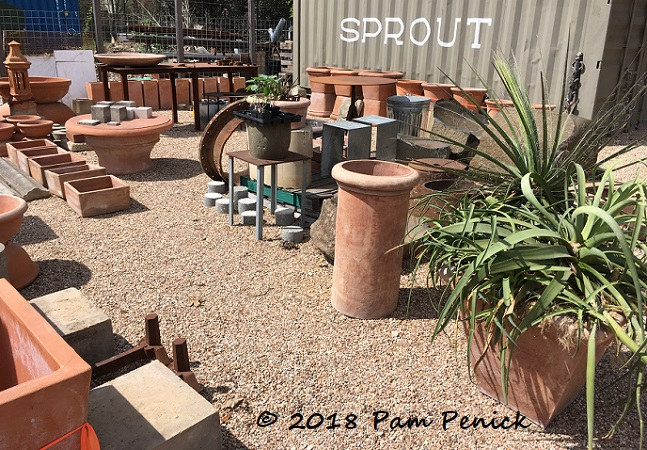 when gardens closed in 2010 it left a void in austin for a source for high quality terracotta pottery landscape architect jackson broussard