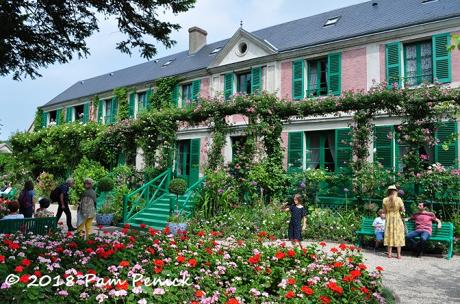 Having Admired His Waterlily Series At The Musée De Lu0027Orangerie, We Decided  To Visit French Impressionist Claude Monetu0027s Garden In Giverny While  Vacationing ...