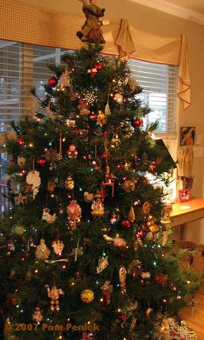 what my christmas tree says about me - My Christmas Tree