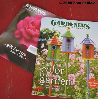Gardeners catalog fasci garden for Gardeners supply company
