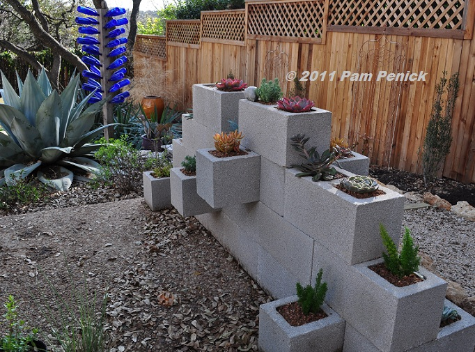 Genial This Weekend I Completed A Project I Began In January: A Succulent Wall  Planter Made Of ...