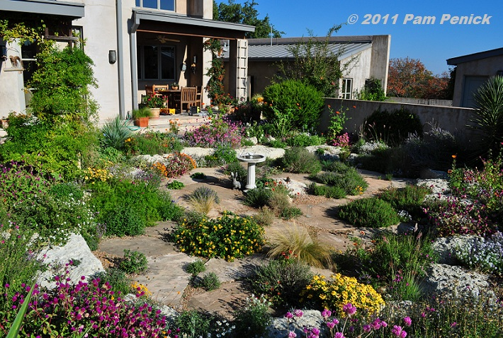 Jenny Stocker 39 S English Texas Gravel Garden Digging