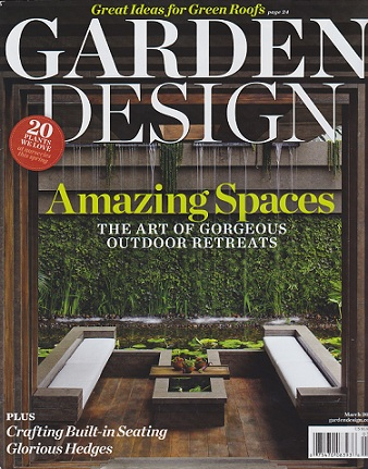 Beautiful Garden Design Magazine Word And Intended
