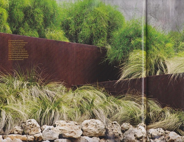 Garden Design Austin designcode brand identity john davis garden design gallery 1 One Of West Austins Dramatic Contemporary Cliff Side Homes Is Featured In The Current Issue Of Garden Design Magazine March 2012 Pgs 44 51