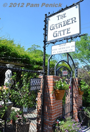 Charming Visit To The Garden Gate In Houston