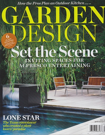 Garden Design Magazine Prints My Article About Peckerwood Garden