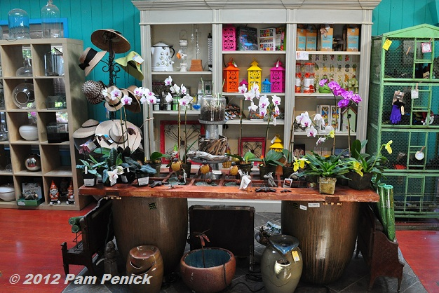 Awesome Inside The Garden Shop Youu0027ll Find Plenty To Tempt You As Well.
