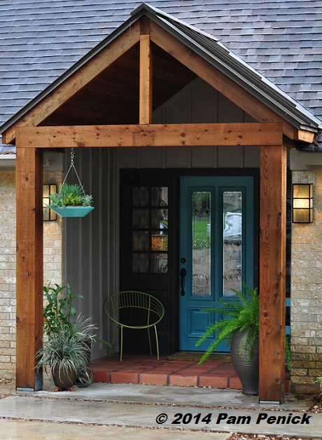 And the front door\'s new color is... | Digging
