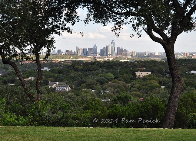 Stepping Through The House And Out Onto The Back Porch, The Skyline Of  Austin Seems Almost Close Enough To Touch. Framed By Live Oaks And A Lawn  That Leads ...
