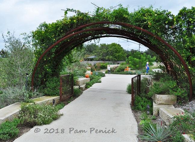 Play Outdoors In Magical Family Adventure Garden At San Antonio Botanical Garden Digging