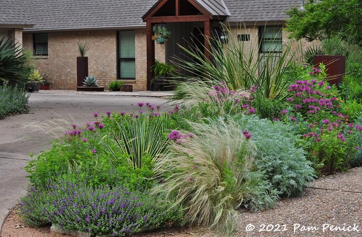 Bee balm, daylilies, and fawn season